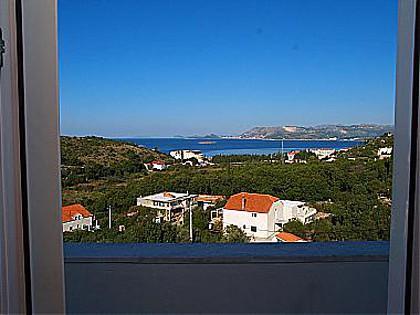 A7(4+2): balcony view - 02916CAVT A7(4+2) - Cavtat - Cavtat - rentals