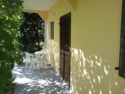 A2(2): terrace - 00118NIN A2(2) - Nin - Nin - rentals