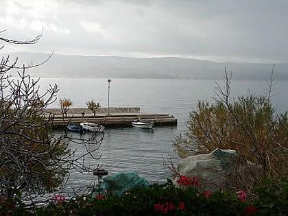 view (house and surroundings) - 02609DUCE SA1 zeleni (2+1) - Duce Luka - Duce - rentals