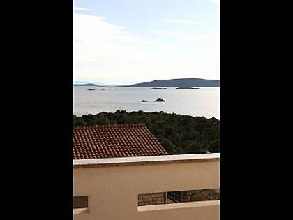 sea view (house and surroundings) - 01207SEGV A4(4+2) - Seget Vranjica - Seget Vranjica - rentals