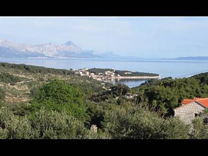 H(6+1): terrace view - 001SELC H(6+1) - Selca - Selca - rentals
