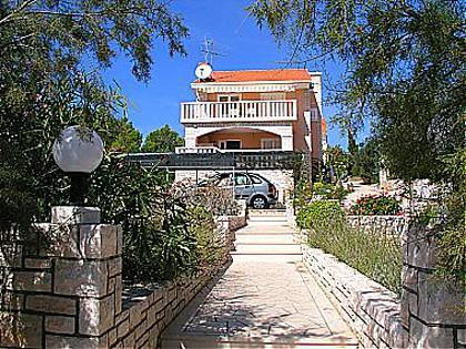 house - 02314VLUK A6(6+1) - Cove Gradina (Vela Luka) - Vela Luka - rentals