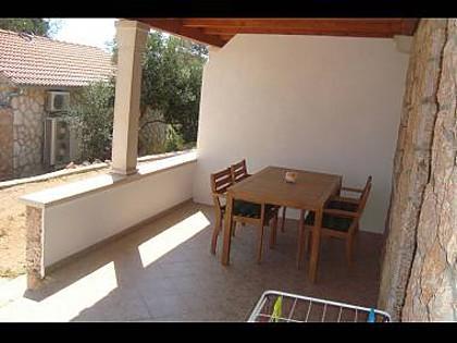 A(4): covered terrace - 1683  A(4) - Sveta Nedjelja - Sveta Nedjelja - rentals