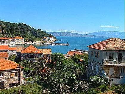 view (house and surroundings) - 00303JELS A1 Donji(4+2) - Jelsa - Jelsa - rentals