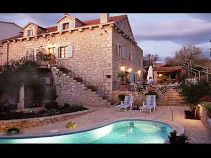 house - 2052  H(7+2) - Milna (Brac) - Milna (Brac) - rentals