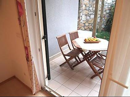 A2(2+2): terrace - 2071 A2(2+2) - Palit - Palit - rentals