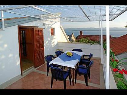 A2 (4+1): terrace - 2094  A2 (4+1) - Bol - Bol - rentals