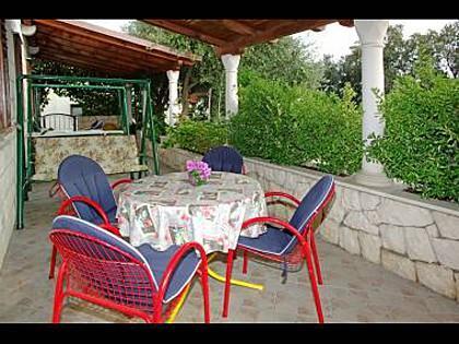 A2(2+2): terrace - 2106 A2(2+2) - Bol - Bol - rentals