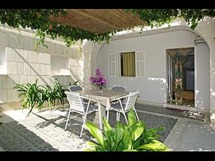 A1(4): covered terrace - 2109 A1(4) - Bol - Bol - rentals