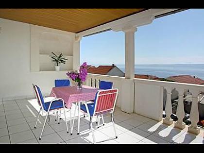 A2(4): covered terrace - 2109 A2(4) - Bol - Bol - rentals