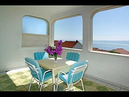 A3(5): covered terrace - 2109 A3(5) - Bol - Bol - rentals