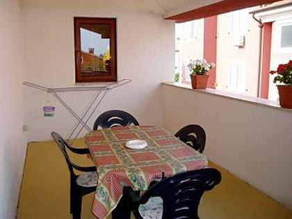 A1(5): covered terrace - 2200 A1(5) - Rovinj - Rovinj - rentals