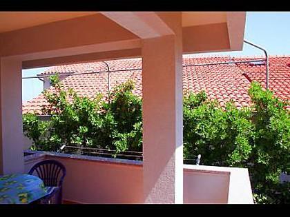 A2(2+1): terrace view - 2325  A2(2+1) - Mali Losinj - Mali Losinj - rentals