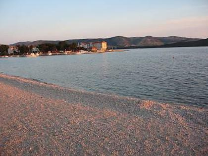 A1(4+1): beach - 2417 A1(4+1) - Zaboric - Zaboric - rentals