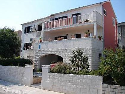house - 2465  A4(4+1) - Supetar - Supetar - rentals