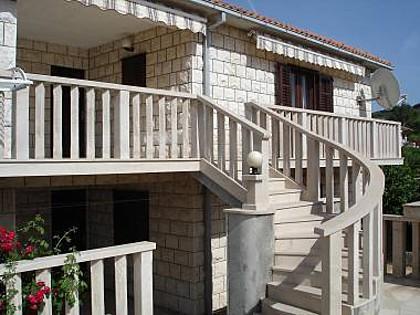 house - 2492 PLAVI(2+2) - Povlja - Povlja - rentals
