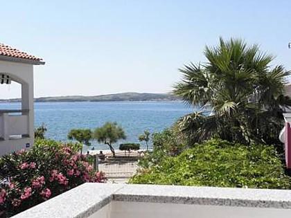 R1(2+1): balcony view (house and surroundings) - 2810  R1(2+1) - Vir - Vir - rentals