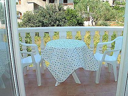 SA8(2): terrace - 01103STAR SA8(2) - Stari Grad - Stari Grad - rentals