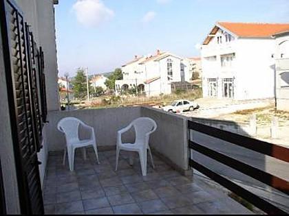 A2(4+1): terrace - 2921 A2(4+1) - Zadar - Zadar - rentals