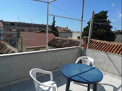 A1(4+1): terrace - 3233 A1(4+1) - Split - Split - rentals