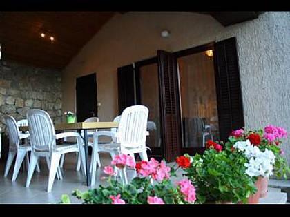 A2(4+1): terrace - 3313  A2(4+1) - Lovran - Lovran - rentals