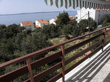 A4(4+1): terrace view - 3469 A4(4+1) - Kozino - Kozino - rentals