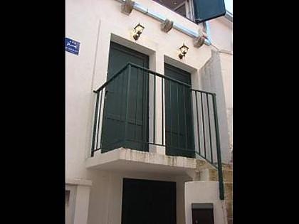 A1(2+2): balcony - 4404 A1(2+2) - Supetar - Supetar - rentals