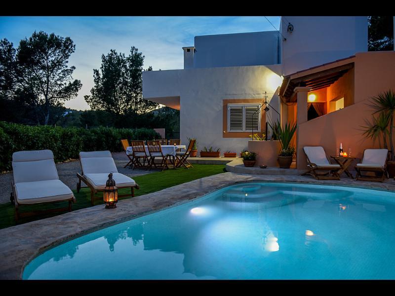 Villa Ibicenca Shangri-La - Villa Ibicenca Shangri-La: an Ibiza yoga paradise - Ibiza - rentals