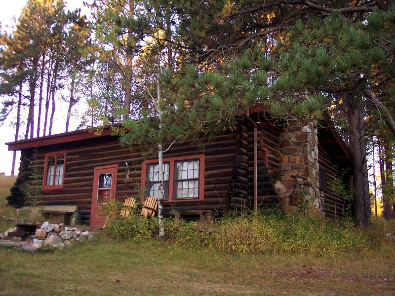 Historic (Pine Crest) CCC Cabin - Image 1 - Custer - rentals