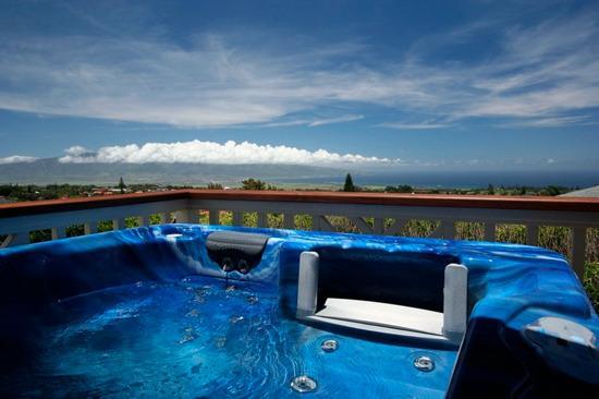 4BR Upcountry Home, Hot Tub, Incredible Views! - Image 1 - Makawao - rentals