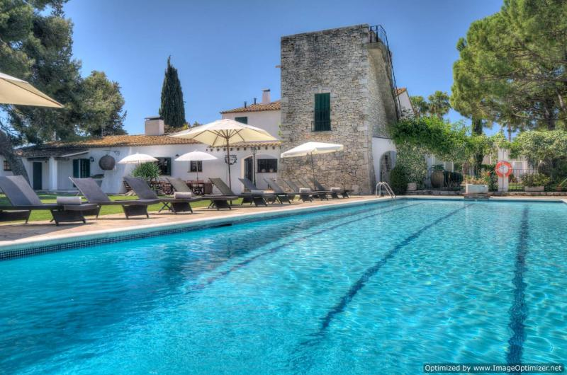 Villa Sant Pere Villa rental Sitges Spain, holiday rental sitges spain, villa in sitges spain, villa to let spain - Image 1 - Sitges - rentals