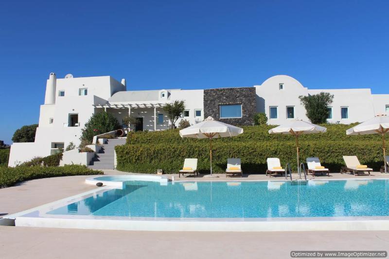 Santorini Dreams Santorini luxury villa rent - Image 1 - Santorini - rentals
