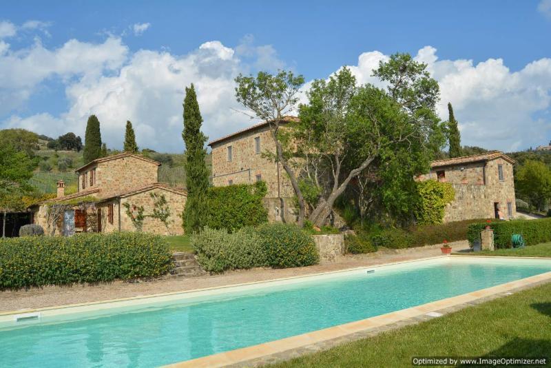 Villa Brunello Villa Brunello - Image 1 - Montalcino - rentals