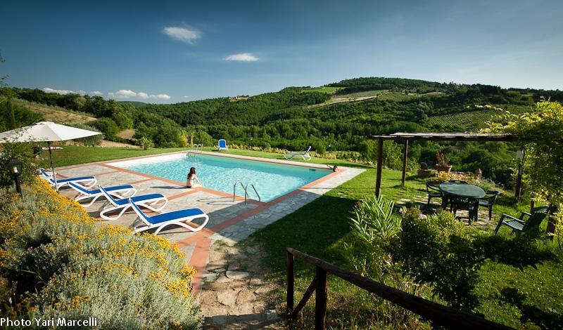 Villa Panzano Holiday villa rental in Panzano Chianti - Rent this villa in Panzano Tuscany - Image 1 - Panzano In Chianti - rentals