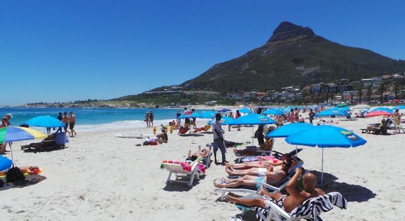 Camps Bay Luxury 6 BR Villa Sea Views & Affordable - Image 1 - Camps Bay - rentals