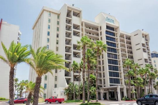 Saida 3122 Beachfront resort & 12th floor views - Image 1 - South Padre Island - rentals