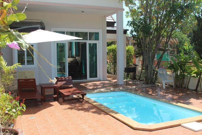 Lagoon Apartment 46 - 3BR Townhouse with pool - Image 1 - Phuket - rentals