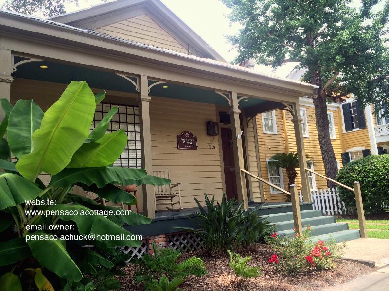 Executive Suite: Seville Square Home - Image 1 - Pensacola - rentals