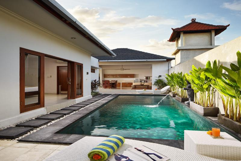 Bella Villa Bali - Bella 2BR Villa In Seminyak,15min walk 2 the beach - Seminyak - rentals