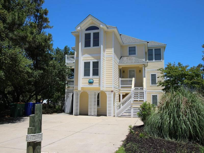 Welcome To The Fish Bowl  525 - Image 1 - Corolla - rentals