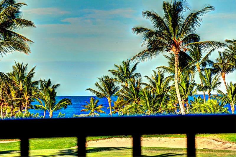 Exotic Ocean View Penthouse at the Shores at Waikoloa - ★★★★★ SHORES AT WAIKOLOA GOLF VILLA- OCEAN VIEW - Waikoloa - rentals