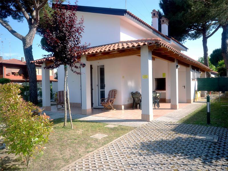Villetta - Villa di nuova costruzione con giardino angolare - Lido delle Nazioni - rentals