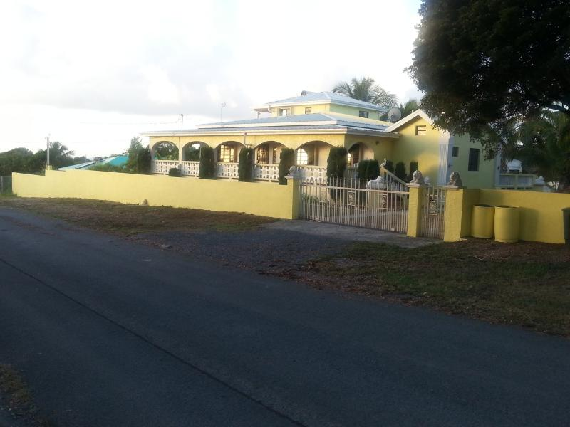 Yellow Bird Luxury Vacation Rental - Image 1 - Frederiksted - rentals