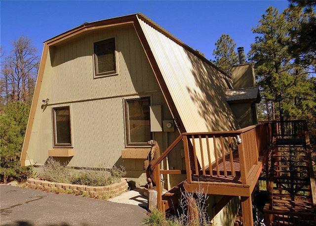Alto Pines is a comfy three bedroom home hidden in Alto. - Image 1 - Alto - rentals