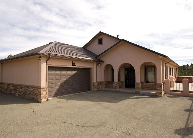 Mountain Views is a gorgeous single level home with three bedrooms. - Image 1 - Alto - rentals