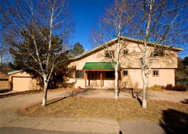Dancing Kokopellis is located north of town with beautiful views. - Image 1 - Ruidoso - rentals