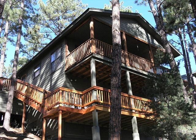 Alpine Air Cabin is a perfect cozy 1 bedroom 1 bath cabin to relax and unwind - Image 1 - Ruidoso - rentals