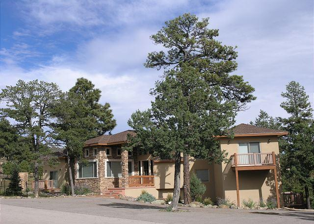 Sundance is a very upscale five bedroom home located in a gated area. - Image 1 - Ruidoso - rentals