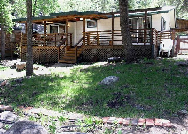 River's Edge is a nice single story home on the river that allows pets. - Image 1 - Ruidoso - rentals