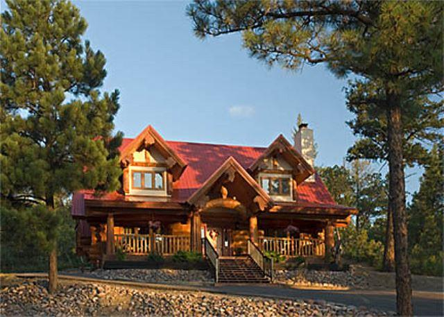 Panther Lodge is beautiful 3 bedroom 2 bath home close to Grindstone lake. - Image 1 - Ruidoso - rentals